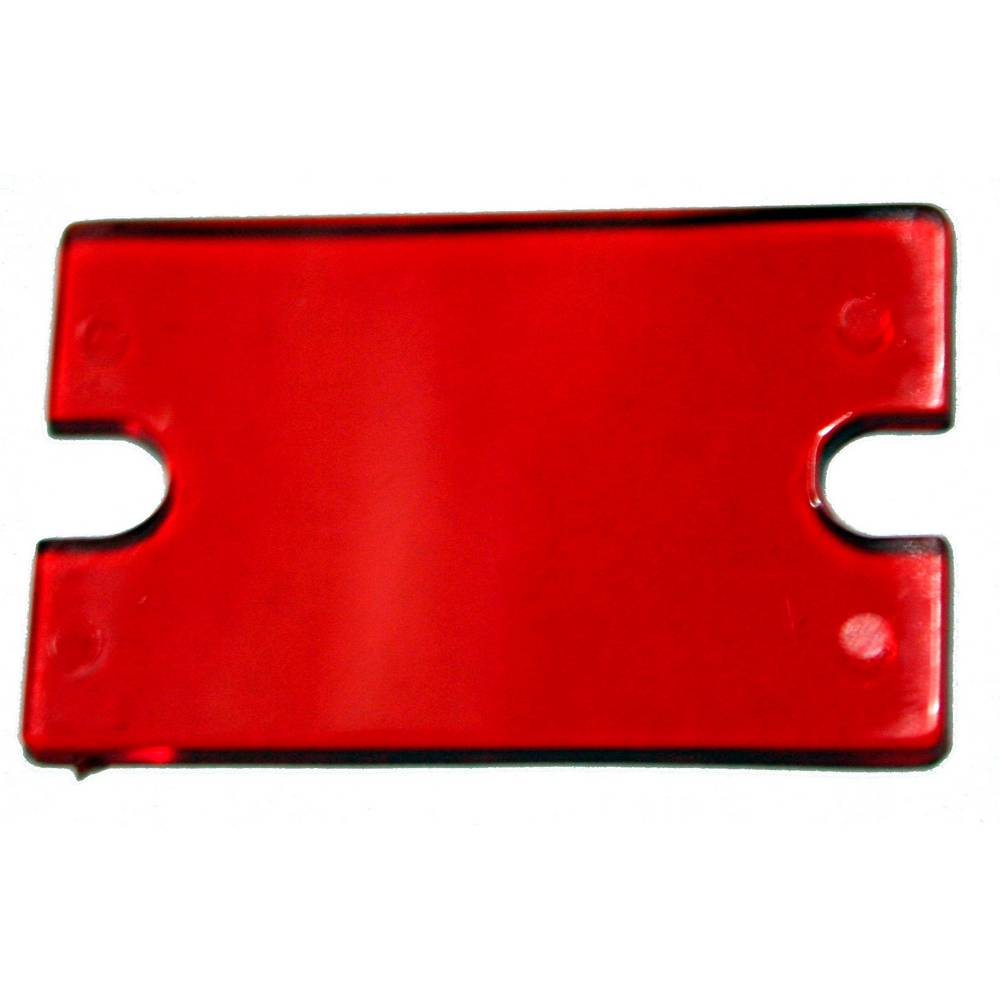 Filtrirno steklo, rdeče Strapubox FS 21