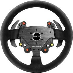 Volan Thrustmaster TM Rally Wheel AddOn Sparco R383 Mod PlayStation 4, PlayStation 3, Xbox One, PC Karbonska