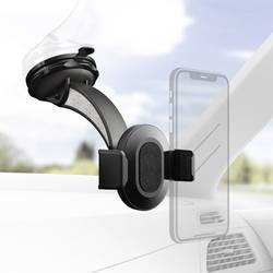 Prezračevalna rešetka Držalo za mobilni telefon Hama Universal 360° obračanje 55 - 85 mm