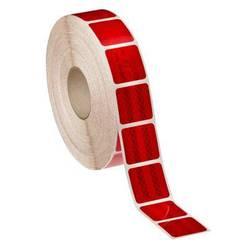 Odsevni trak za označevanje kontur 3M Diamond Grade™ 997S-72 99772S Rdeča (odsevna) (D x Š) 50 m x 51 mm Prilagodljiv, Mik