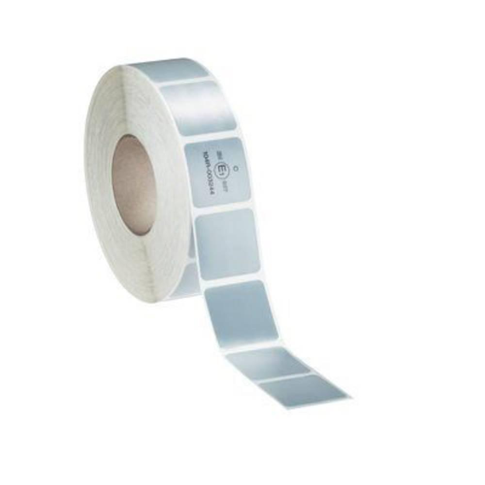 Odsevni trak za označevanje kontur 3M 957S-10 957S10 Bela (odsevna) (D x Š) 50 m x 51 mm Za nadgradnje, Mikroprizmatičen, S kovi