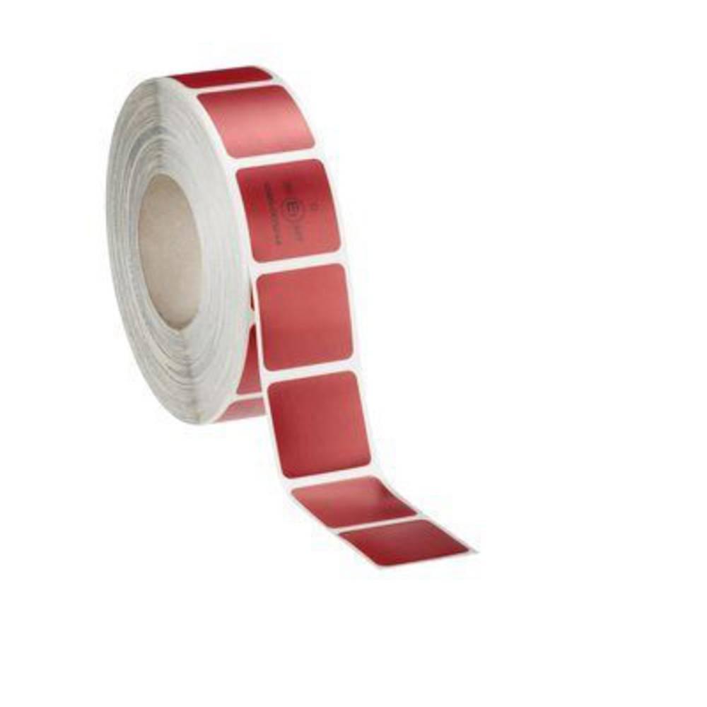 Odsevni trak za označevanje kontur 3M 957S-72 957S72 Rdeča (odsevna) (D x Š) 50 m x 51 mm Za nadgradnje, Mikroprizmatičen, S kov