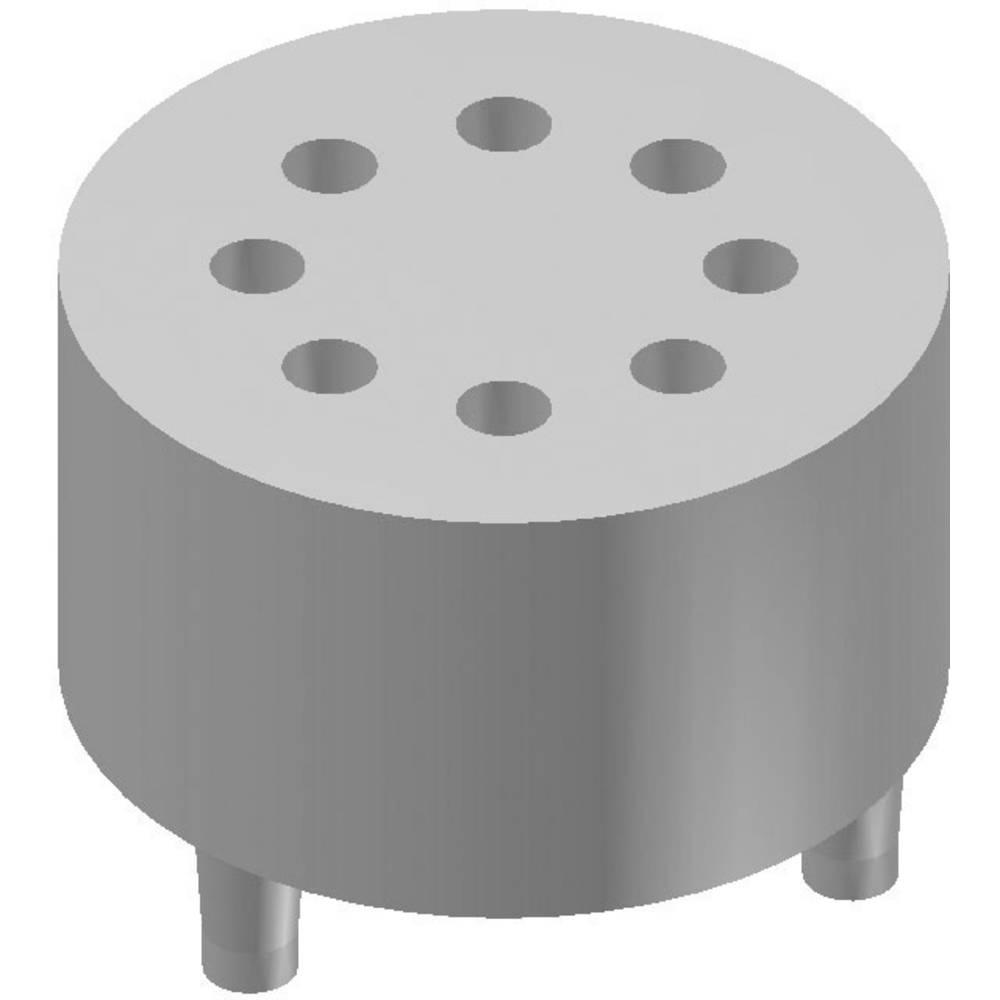 Distančnik za tranzistor 1 kos TRANS.-U.IC podnožje Fischer Elektronik primeren za ohišje (polprevodniško): TO-5 (premer x V) 9.