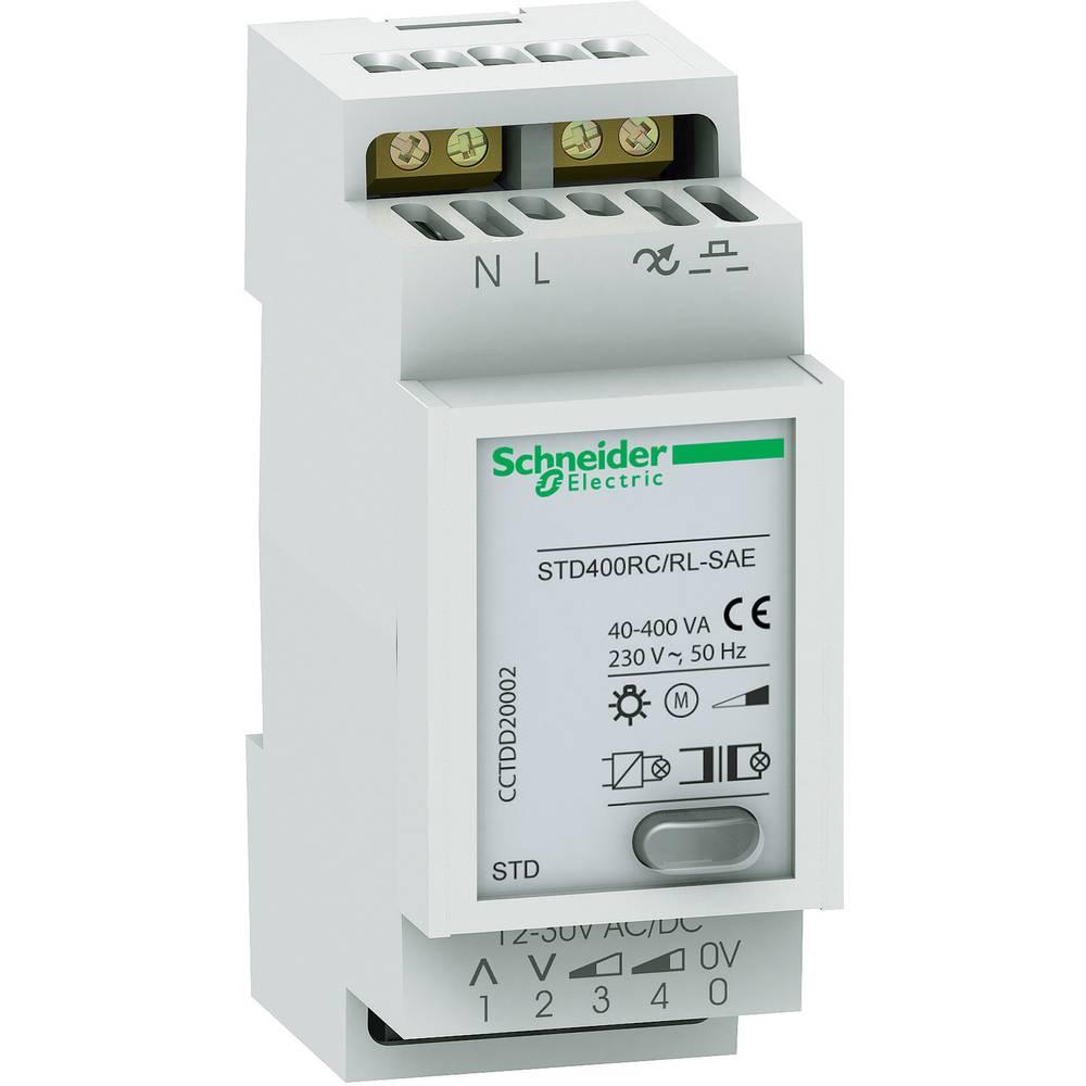 Zatemnilnik na daljinsko upravljanje Primerno za svetilke: Halogenska žarnica, Klasična žarnica Siva Schneider Electric CCTDD200
