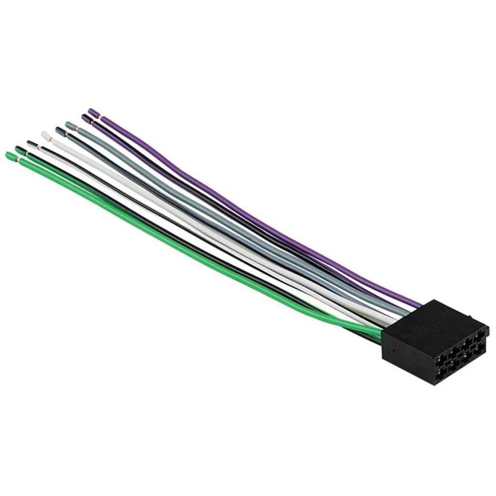 ISO-adapter z moškim konektorjem Hama universal
