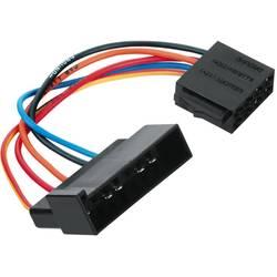 iso-adapter z moškim konektorjem Hama ISO für Ford