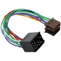 iso-adapter z moškim konektorjem Hama ISO für BMW