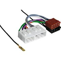 ISO-adapter z moškim konektorjem Hama KFZ-AD.MAZDA ISO