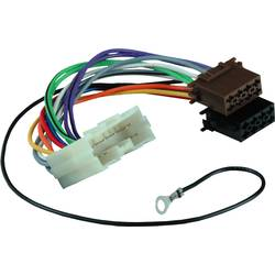 ISO-adapter z moškim konektorjem Hama ISO für Mitsubishi