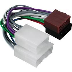 ISO-adapter z moškim konektorjem Hama ISO für Volvo