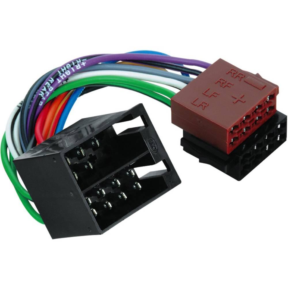 ISO-adapter z moškim konektorjem Hama 00045754