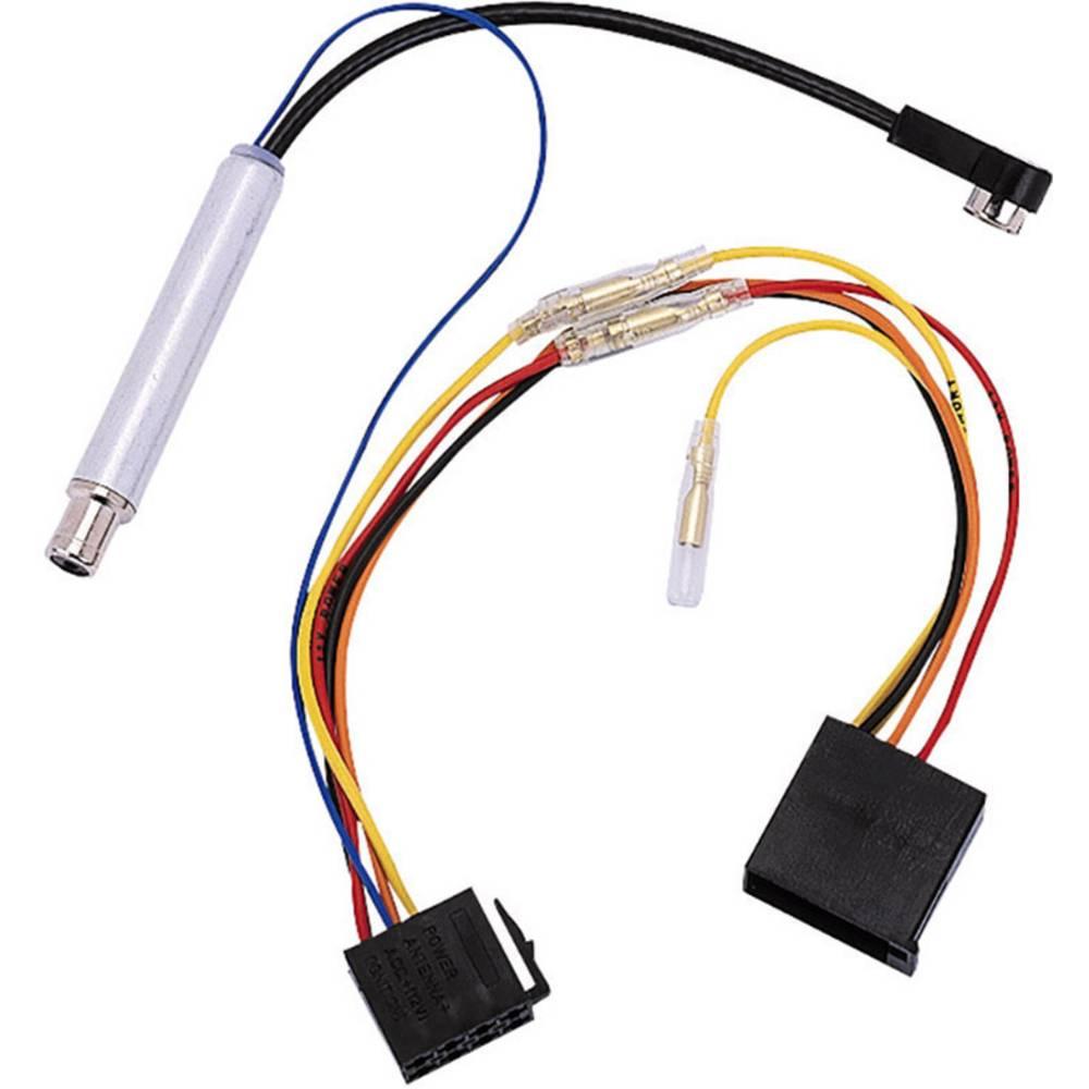 ISO-adapter z moškim konektorjem Hama 00045769