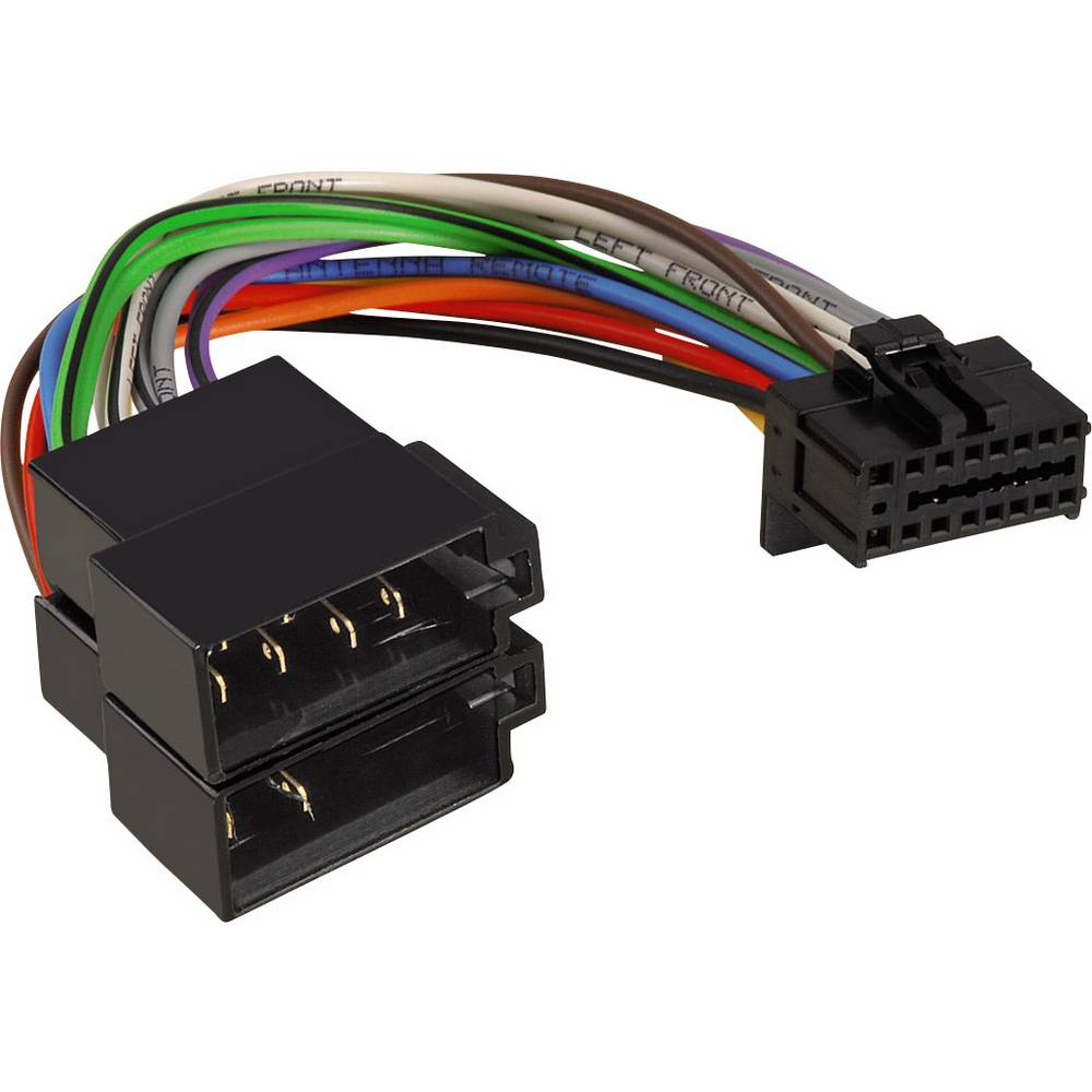 ISO-adapter z moškim konektorjem Hama 00062239
