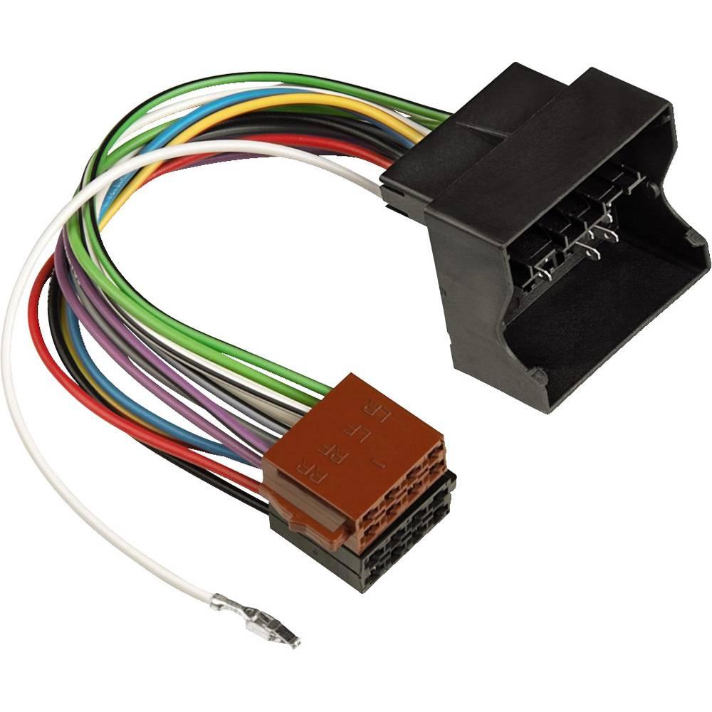 Hama 00078942 ISO-adapter z moškim konektorjem