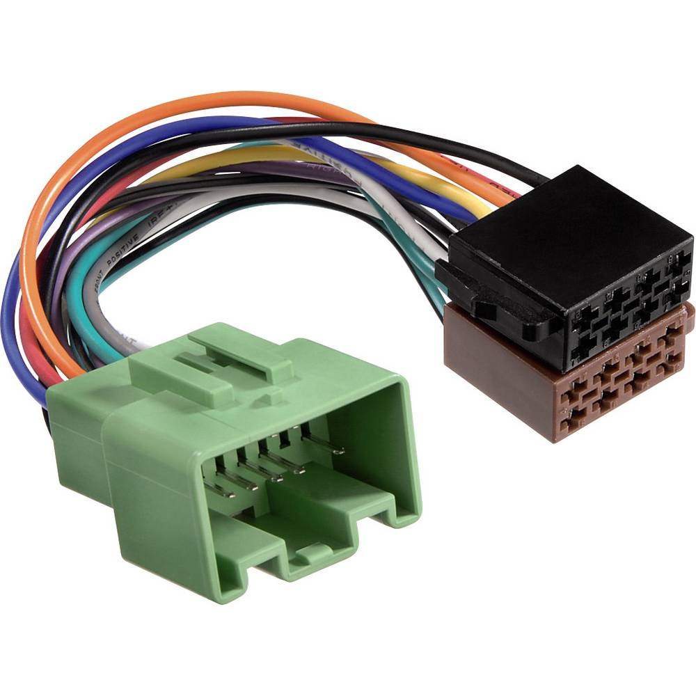 ISO-adapter z moškim konektorjem Hama 00080723