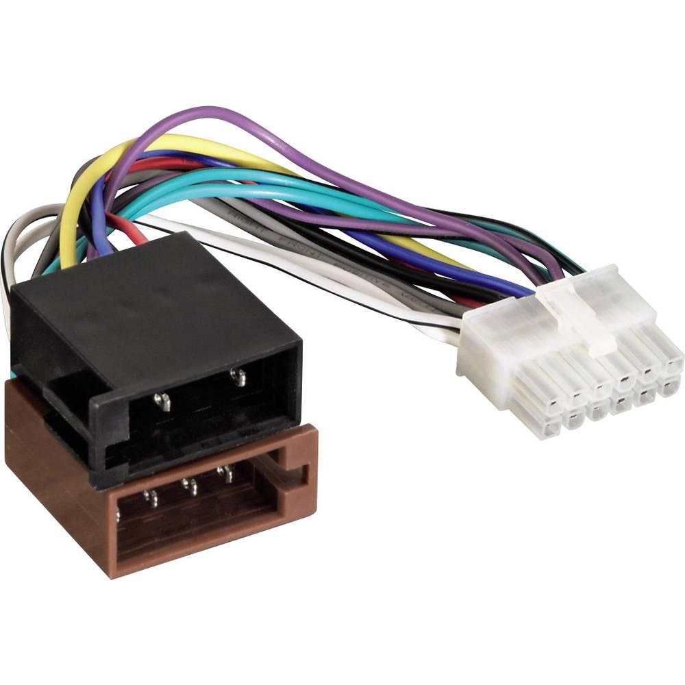 iso-adapter z moškim konektorjem Hama 00080753