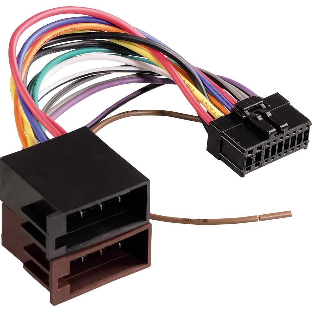 ISO-adapter z moškim konektorjem Hama 00107221