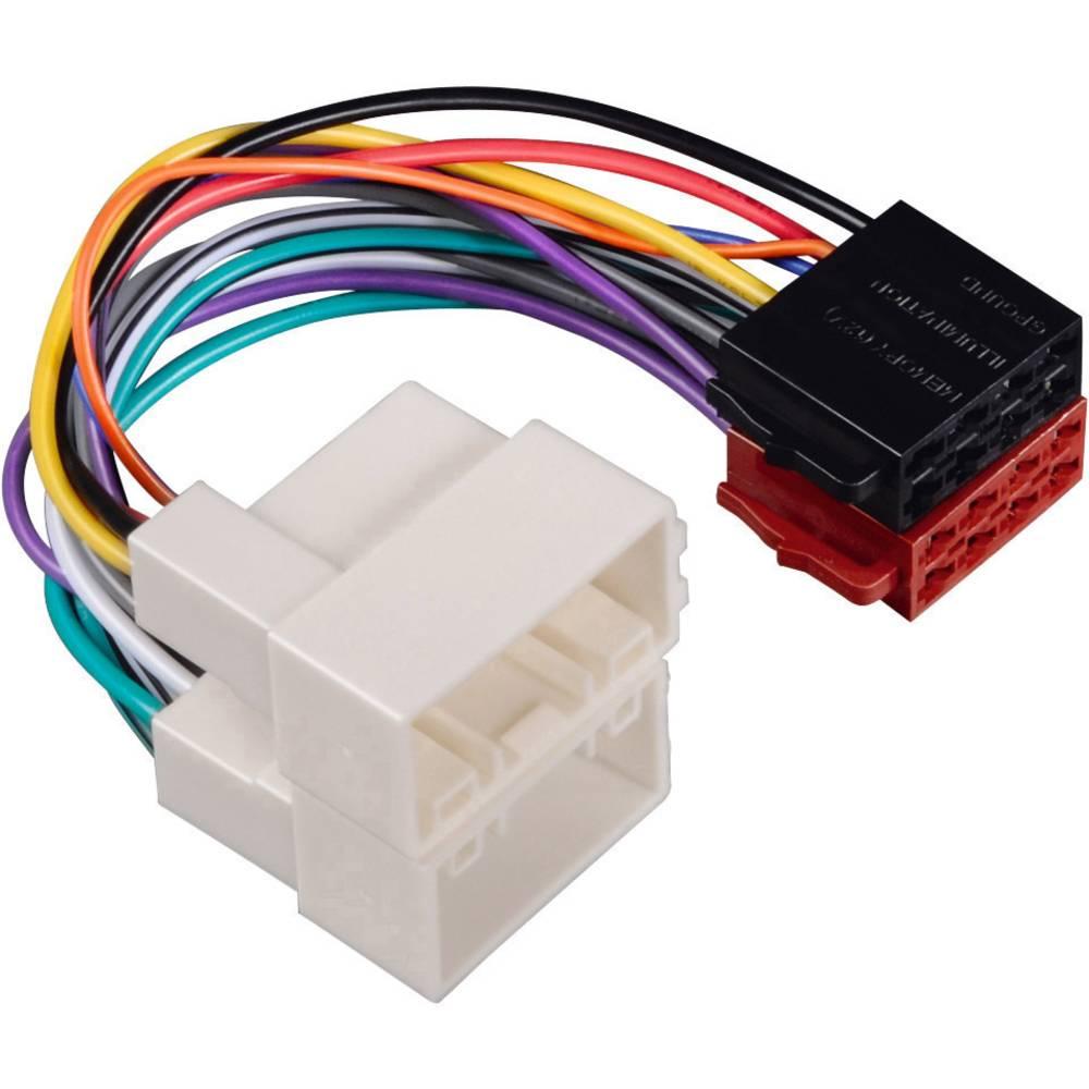 ISO-adapter z moškim konektorjem Hama 00107258