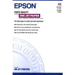 Epson S041068 C13S041068 Foto papir DIN A3 100 List Mat, Pobarvan