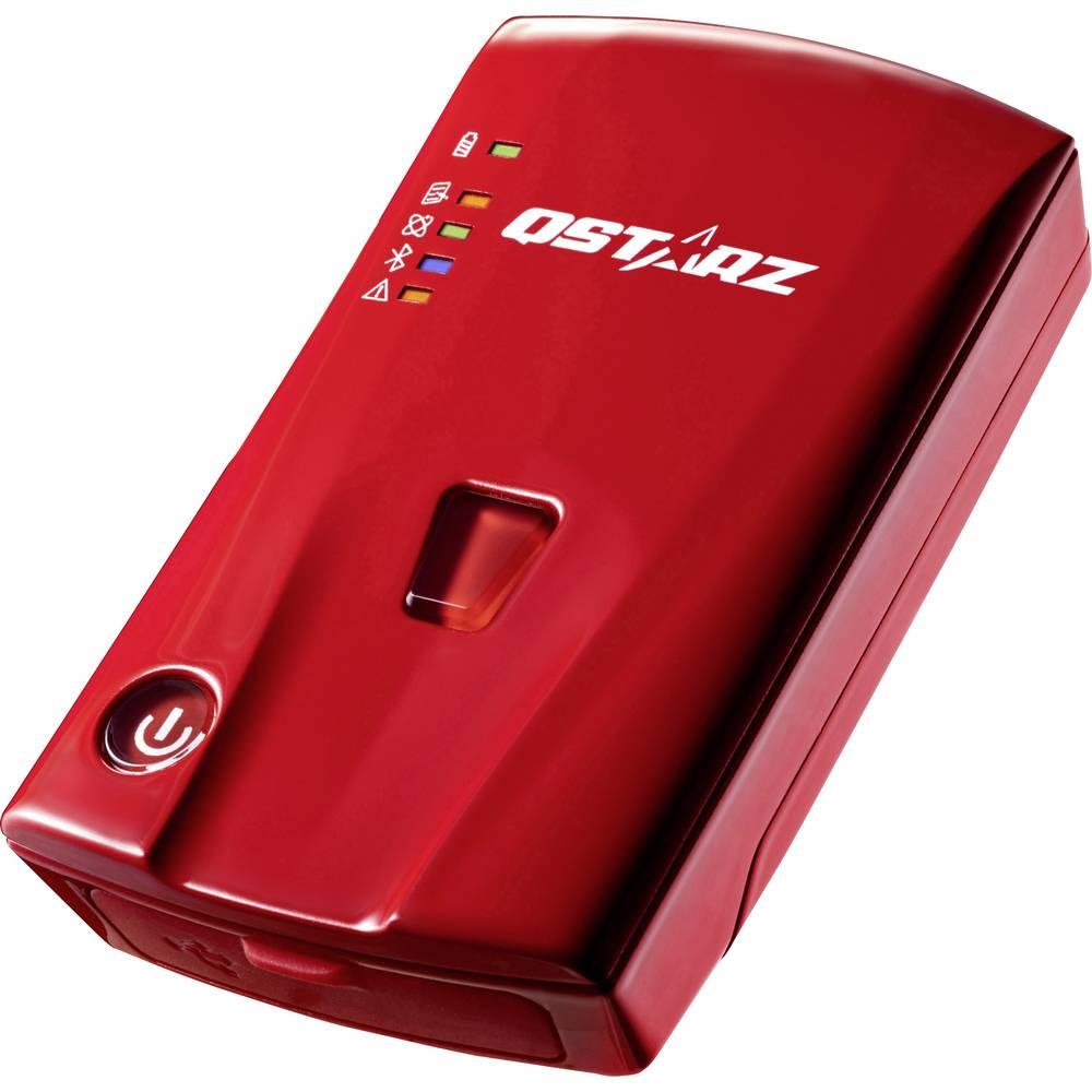 Qstarz BL-1000ST GPS pohrana podataka Crvena