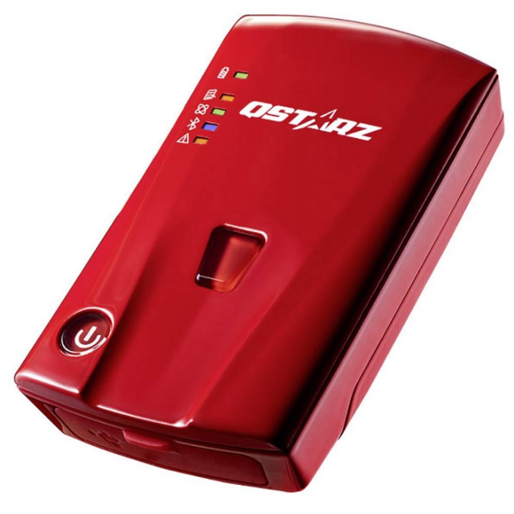 Qstarz BL-1000GT Standard GPS shranjevalnik podatkov Rdeča