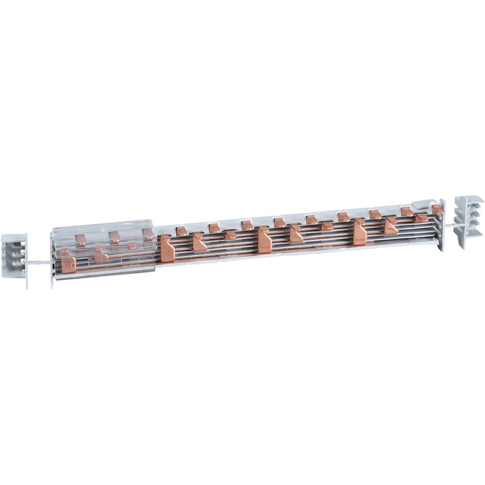 Fazna letev Svetlo siva 2-polni 25 mm² 80 A 230 V/AC Schneider Electric 19516