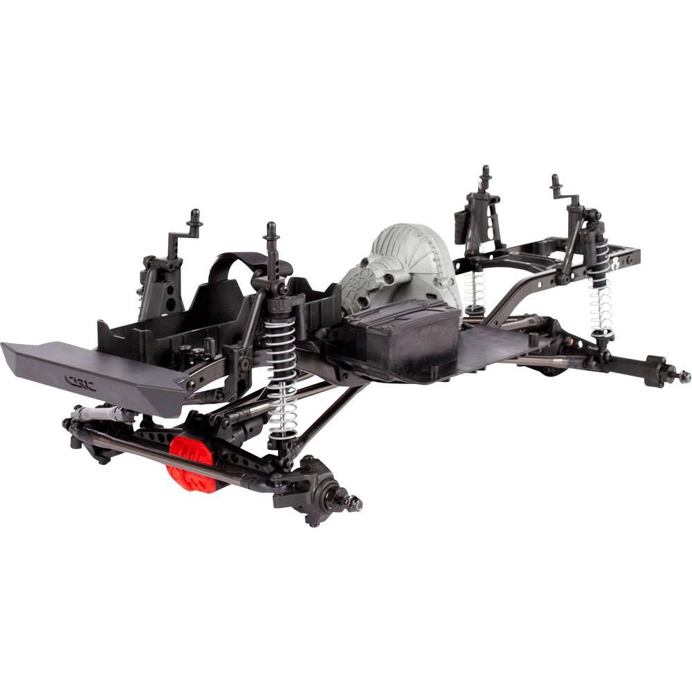 Axial SCX 10 II Chassis 1:10 RC Modeli avtomobilov Elektro Crawler 4WD Komplet za sestavljanje
