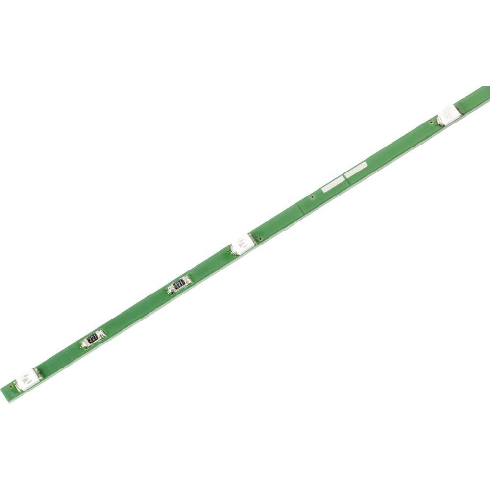 Togi LED-trak z barvnimi SMD LED, zelene barve, 8 LED, 12 V/DC Conrad