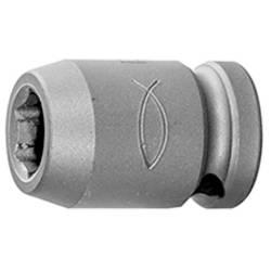 Fischer 538580 1/2 (12,5 mm), Zunanji šestrobi Nasadni ključ 17 mm