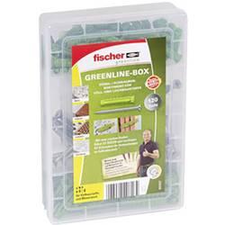531227 Master box Greenline SX + A2 vijak Sadržaj 1 ST 2f. Delivery includes 50x sidro za proširenje SX Green 6 x 30, 30x sidro