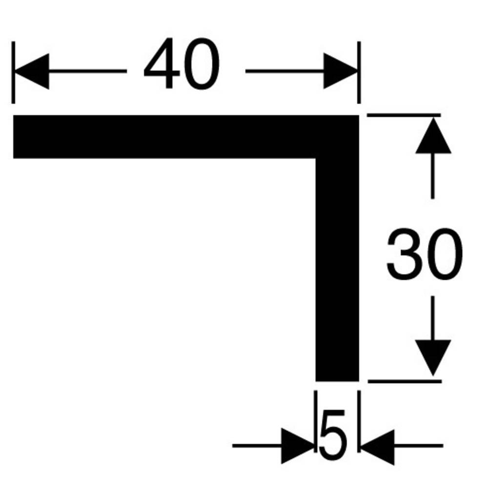 Hladilno telo 4 K/W (D x Š x V) 90 x 40 x 30 mm TO-3, TO-220, TOP-66, TO-3, SOT-9 Fischer Elektronik SWP 40 90 AL
