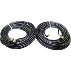 Wittenberg Antennen Podaljševalni kabel Duo 2x10m Moški konektor SMA Ženski konektor SMA