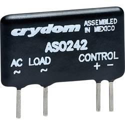 Halbleiterrelais (value.1292894) 1 stk Crydom DMO063 Last-Strøm (maks.): 3 A Koblingsspænding (max.): 60 V/DC