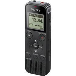 Digitalni diktafon Sony ICD-PX470 Vrijeme snimanja (maks.) 159 h Crna Utišavanje buke