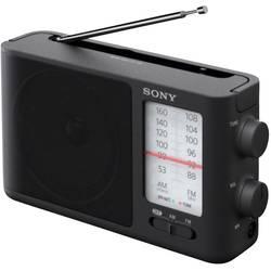 UKW Prijenosni radio Sony ICF-506 Crna