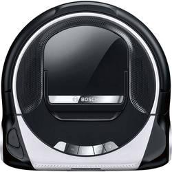 Bosch Haushalt Roxxter BCR1ACP robotski sesalnik črna, signalno bela (s sijajem) nadzor z aplikacijo, kompatibilen z amazon alex