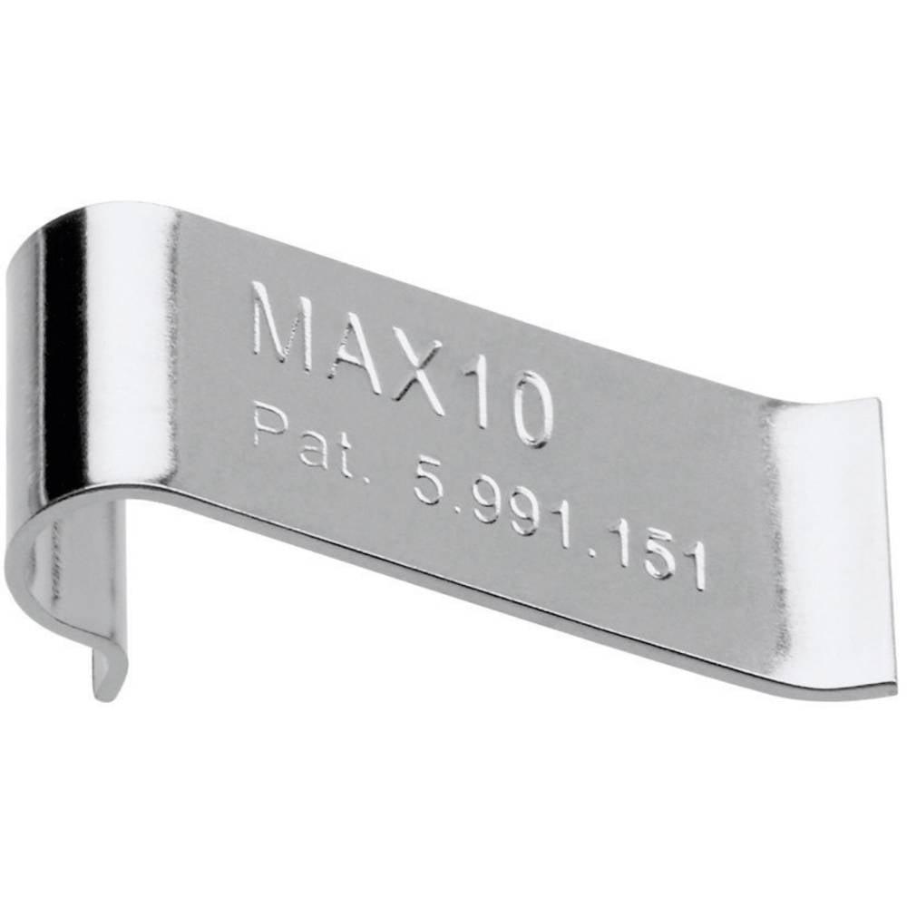 Hladilno telo s sponko za tranzistor Aavid Thermalloy primerno za: TO-220, MAX-220