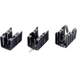 Kølelegemer 21 K/W (L x B x H) 19 x 14.5 x 12.7 mm TO-220 Fischer Elektronik FK 237 SA-220 V