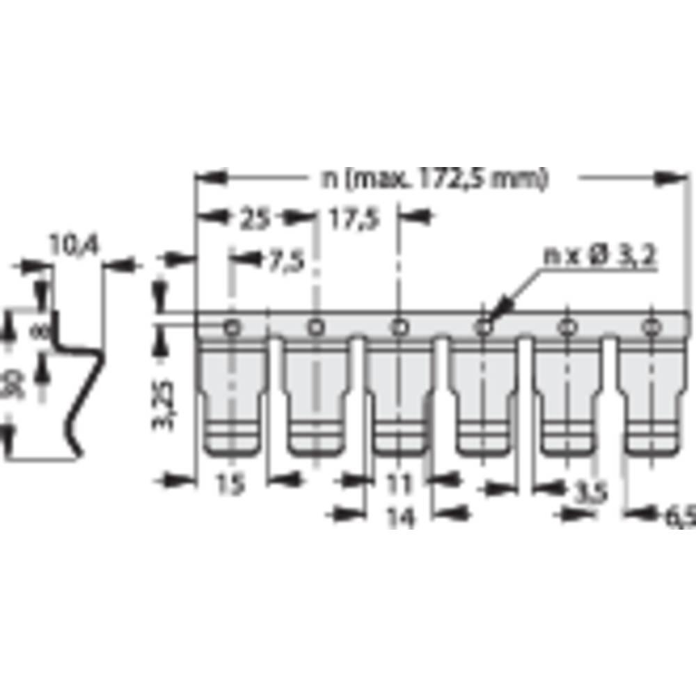 Vzmetno držalo za tranzistor Fischer Elektronik THFM 2, jeklo, za ohišje TO 218/220