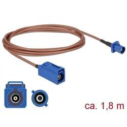 WLAN antene Priključni kabel [1x Fakra utičnica - 1x Fakra utikač] 1.8 m Delock