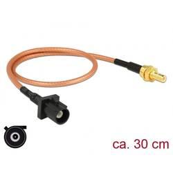 WLAN antene Priključni kabel [1x Fakra utikač - 1x Muški konektor SMB] 0.3 m Delock