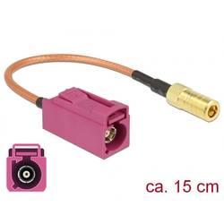 WLAN antene Priključni kabel [1x Fakra utičnica - 1x Ženski konektor SMB] 0.15 m Delock