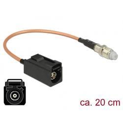 WLAN antene Priključni kabel [1x Fakra utičnica - 1x Ženski konektor FME] 0.2 m Delock