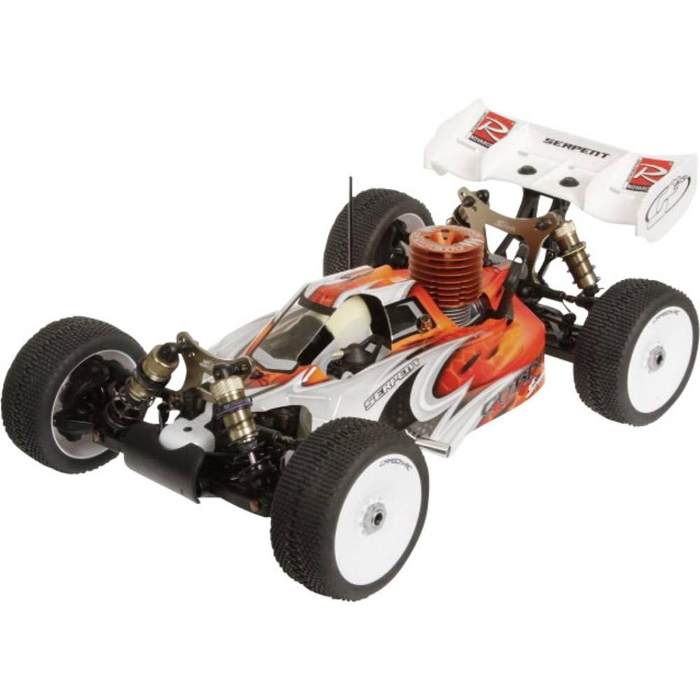 Serpent Cobra 1:8 RC Modeli avtomobilov Nitro Buggy 4WD RtR 2,4 GHz