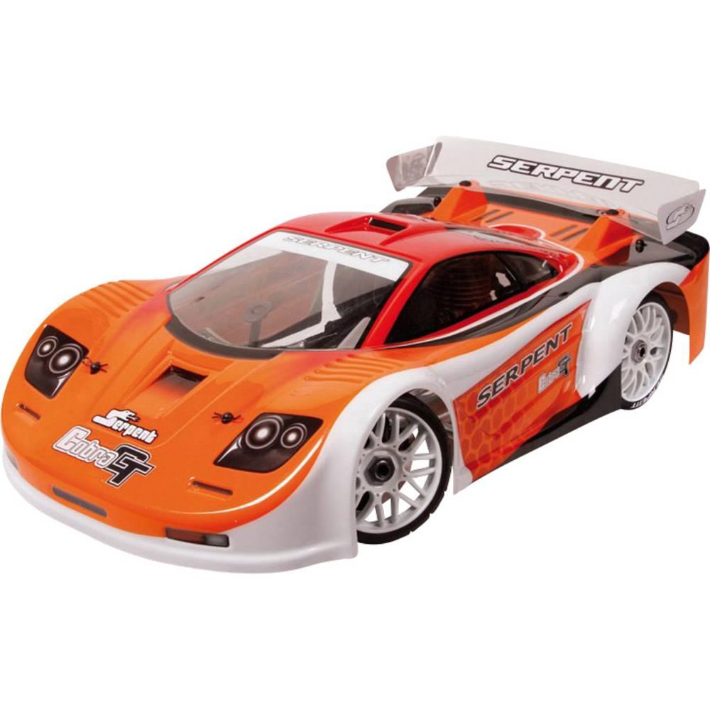Serpent Cobra GT 1:8 RC Modeli avtomobilov Nitro Cestni model 4WD RtR 2,4 GHz