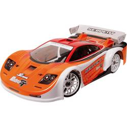 Serpent Cobra GT 1:8 RC Modeli avtomobilov Nitro Cestni model 4WD RtR 2,4 GHz