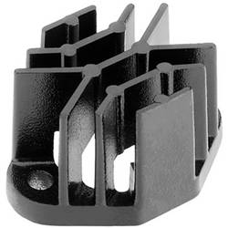 Kølelegemer 12 K/W (L x B x H) 40 x 27 x 19.1 mm TO-3 Fischer Elektronik AKK 191