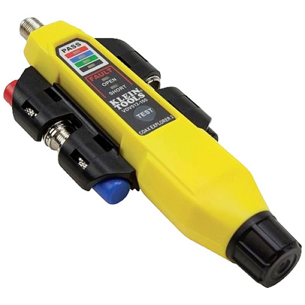 Klein Tools VDV512-101 Merilnik za kable Kalibrirano Tovarniški standardi (lastni)