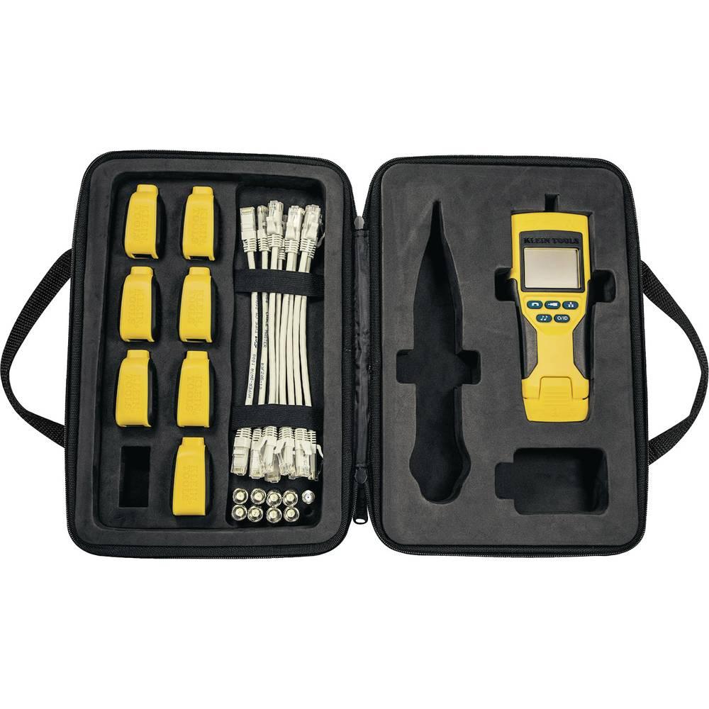 Klein Tools VDV501-824 Merilnik za kable Kalibrirano Tovarniški standardi (lastni)