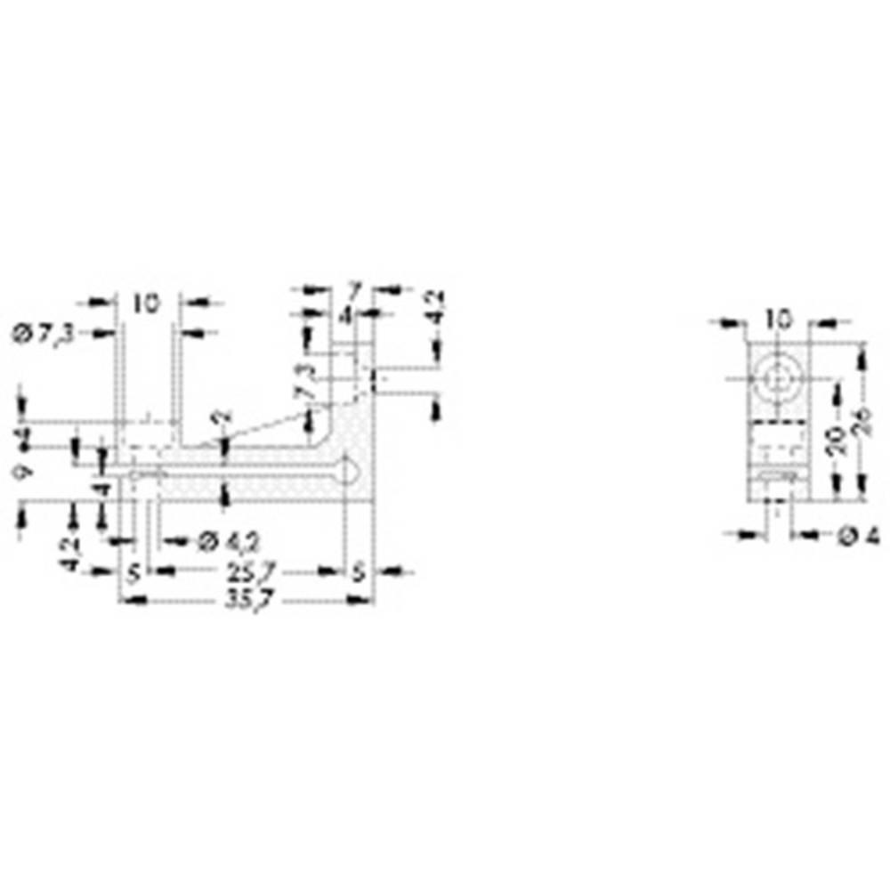 Element za pritvrđivanje IS 1Fischer Elektronik